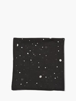 John Varvatos Abstract Polka Dot Bandana
