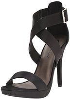 Michael Antonio Women's Luckey-Sat Dress Sandal