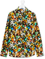 Paul Smith ball print shirt