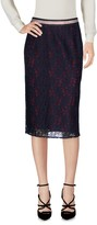 Scotch & Soda Knee length skirts - Item 35334615