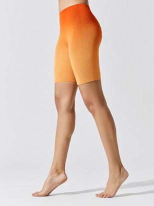 Jonathan Simkhai Ombre Compact Knit Biker Shorts