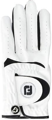 Foot Joy FootJoy Junior Left Hand Golf Gloves (Little Kids/Big Kids) (White) Cycling Gloves