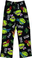 AME Sleepwear Teenage Mutant Ninja Turtles Men's Sleep Pants