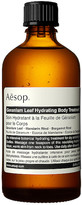 Aesop Geranium Leaf Hydrating Body Treatment.