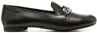 Love Moschino Heart-Link Loafers