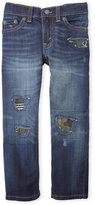 Levi's Toddler Boys) 511 Slim Fit Distressed Jeans