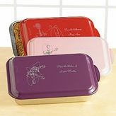 JCPenney Engraved & Personalized Cake Pan Cover