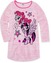 Hasbro Long Sleeve My Little Pony Nightgown-Preschool Girls