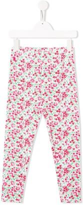 Ralph Lauren Kids Floral Print Trousers