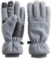 Tek Gear Men's HeatTek Thinsulate Microfleece Cuffed Touchscreen Gloves