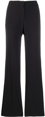 No.21 Flared Tailored Trousers