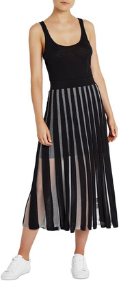 Sass & Bide The Fade Out Knit Skirt