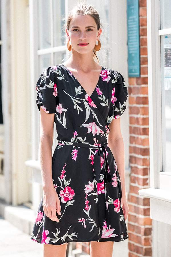 Yumi Kim Delancey Silk Dress