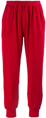 Styland high waisted track pants
