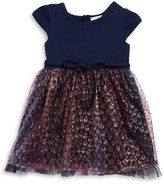 Sweet Heart Rose Sweetheart Rose Girls 2-6x Patterned Party Dress
