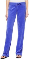 Juicy Couture Outlet - BLING ORIGINAL VELOUR PANT