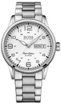 HUGO BOSS 1513328 Stainless Steel Pilot Edition Watch One Size Assorted-Pre-Pack
