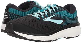 Brooks Dyad 10 (Black/Island/Capri) Women's Running Shoes