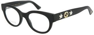 Gucci Women's Gg0209o 48Mm Optical Frames
