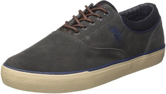 U.S. Polo Assn. Sterling Suede Mens Low Top Sneakers