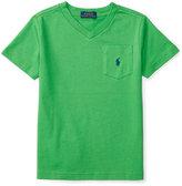 Ralph Lauren Jersey Pocket T-Shirt, Toddler Boys (2T-4T) & Little Boys (2-7)