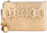 Anya Hindmarch 'Graduation' large pouch - women - Leather - One Size