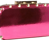 Betsey Johnson Spiked Clutch