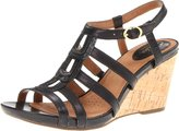 Clarks Women's Kyna Wise Wedge Sandal