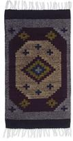 Artisan Crafted Zapotec Rug (2x3), 'Stargazer'