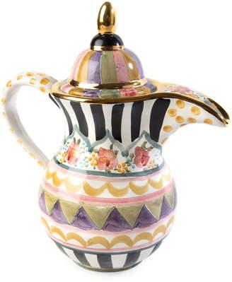 Mackenzie Childs MacKenzie-Childs Bazaar Coffee Pot