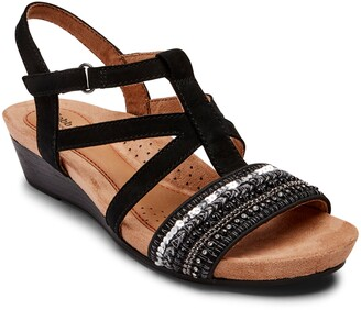 Cobb Hill Hollywood Wedge Sandal
