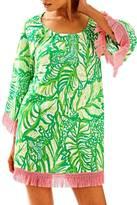 Lilly Pulitzer Getaway Fringe Dress