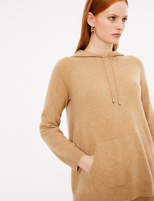 Marks and Spencer Pure Cashmere Relaxed Hoodie