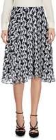 Blugirl Knee length skirts - Item 35332562