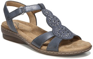 Soul Naturalizer Belle Leather Slingback Sandal - Wide Width Available