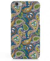Pretty Green Vintage Paisley Iphone Case