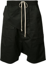 Rick Owens Memphis shorts - men - Cotton - M