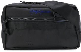 Yohji Yamamoto square waist bag
