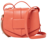 Botkier Chelsea Small Leather Saddle Crossbody