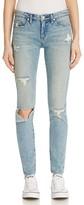 Blank NYC BLANKNYC Destructed Skinny Jeans in Skinny Dipper
