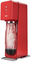 Sodastream Source Plastic Sparkling Water Maker - Red