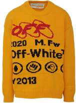 Off White Off-white Sweater