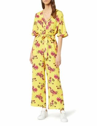 Amazon Brand - find. Women's Summer Short Sleeve Jumpsuit