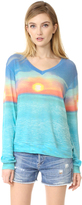 Wildfox Couture Sunset Cruise Pullover