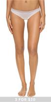 Calvin Klein Underwear Seamless Illusions Bikini Panties