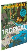 Chronicle Books 'Stickyscapes: Tropical' Adventure Activity Sticker Book
