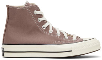 Converse Purple Seasonal Color Chuck 70 High Sneakers