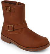 UGG Harwell leather boots 7-10 years