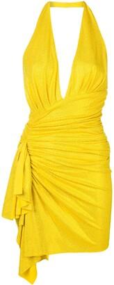 Alexandre Vauthier gem embellished dress