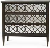 Hickory White Tracery Chest - Java